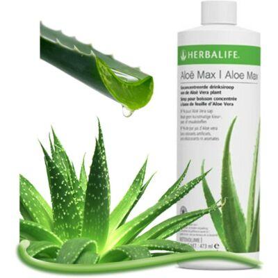 Herbalife Aloe Max Ital Koncentrátum - Egészséges gyomor és bélrendszer