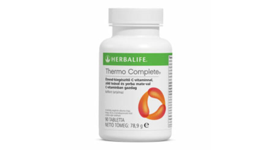 Herbalife Thermo Complete Tabletta - Fogyás és energia